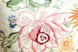 各式刺繡花稿